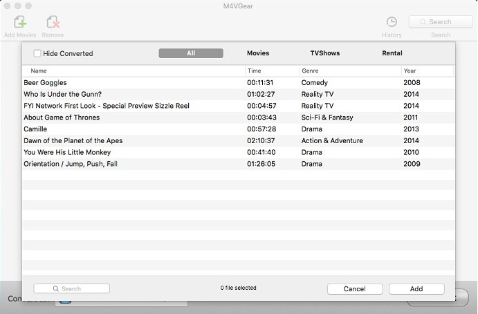 how to add videos to itunes library
