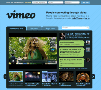 record Vimeo videos with Any Video Recorder
